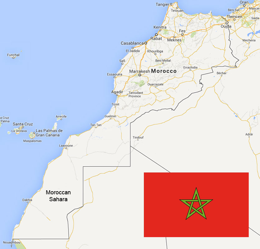 moroccan-map